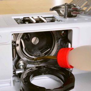 Quelle huile pour machine à coudre?